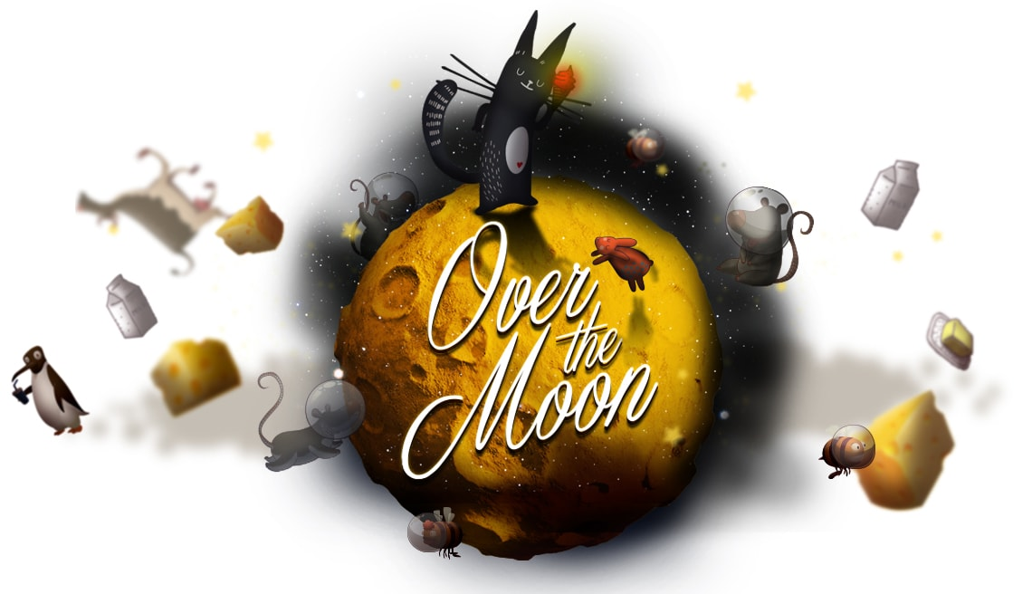 Over the Moon Cheesy Tale